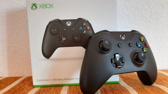 Controller wireless Microsoft Xbox one, Xbox x,Xbox One S,adaptor PC