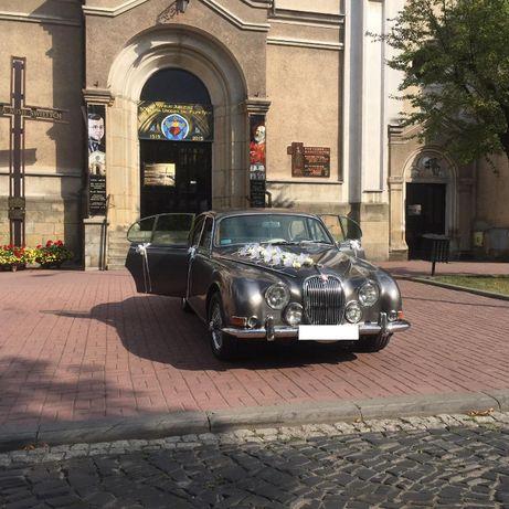 Autoturism Jaguar S-Type de epocă renovat din 1967 SCHIMB VALUTAR
