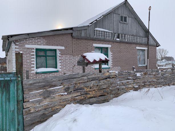 Продам дом с сараем в посёлке Бозбек