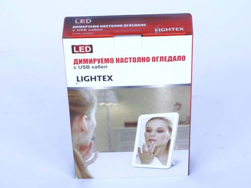 Димеруемо ЛЕД огледало с подсветка