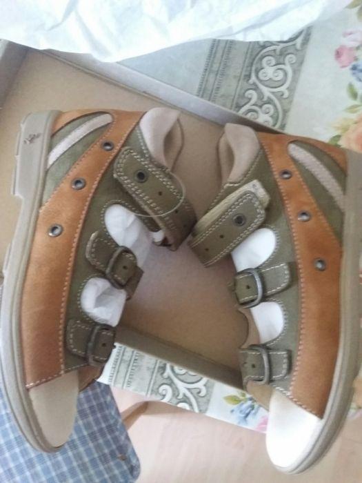 Sandale baieti Sighisoara - imagine 1