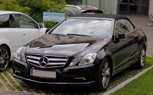 Dezmembrez mercedes e350 coupe/cabrio/e220 coupe/e250 coupe/w207 2012