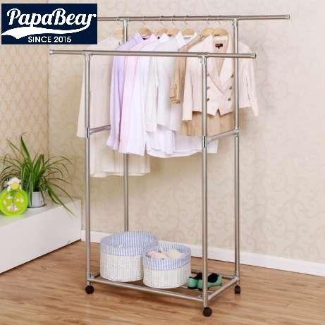 Вешалка для одежды напольная гардеробная YOULITE YLT-0321A