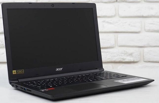 Новый игровой ноутбук Acer/Ryzen 5/(Двe видеокарты) SSD~