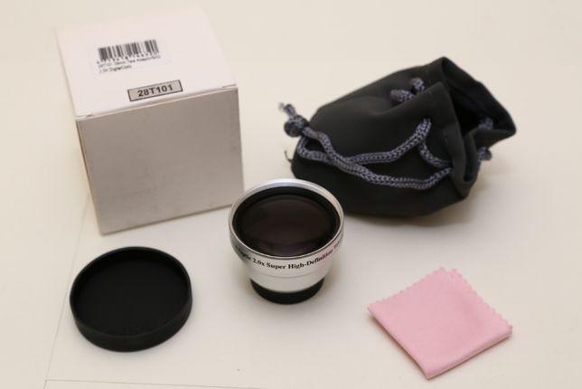 Teleconvertor Digital Optic 28T101 28mm Tele AdaptorSHD 2x