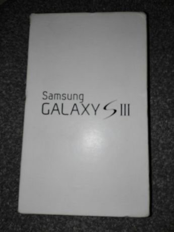 Cutie telefon Samsung Galaxy S lll