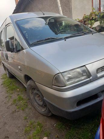 Vând autoturism  Fiat scudo