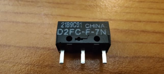 Switch / buton mouse Omron D2FC-F-7N