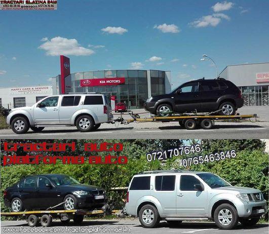 TRACTARI auto * TRANSPORT auto* PLATFORMA auto (oriunde,oricand,orice)