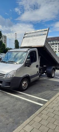 Vad iveco daily  basculabil an 2008 motor 2.3