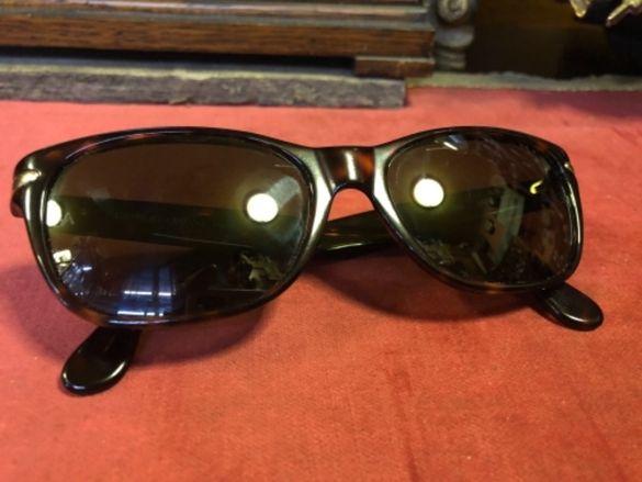 Оригинални винтидж слънчеви очила GEORGIO ARMANI TORTOISE