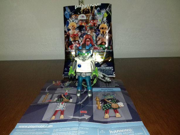 Figurina Playmobil seria 18 cea mai rara figurina din serie