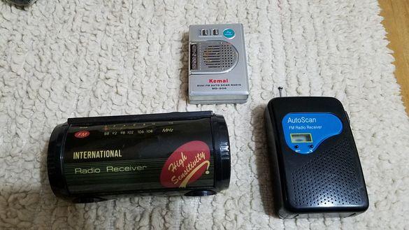 Радио транзистори на батерии..само най-големия остана