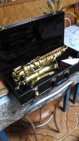 Saxofon ca nou fara urme de uzurs
