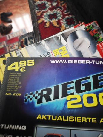 Catalog rieger tuning