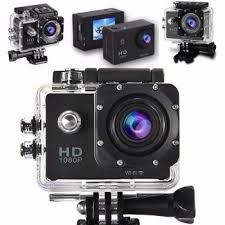 WIFI Sport Action Camera Video tip GoPro Subacvatica FullHD 1080p, 12M
