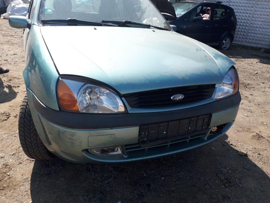 Форд Фиеста 1.25 Ford Fiesta 1.25 на части