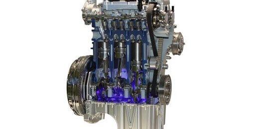 Piese originale motor Ford 1.0 ecoboost!