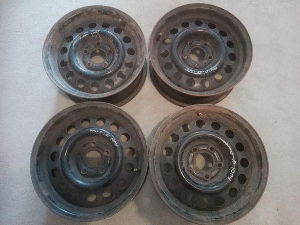 Джанти 15ки 6Jx15x25 за Volvo,Audi,Opel