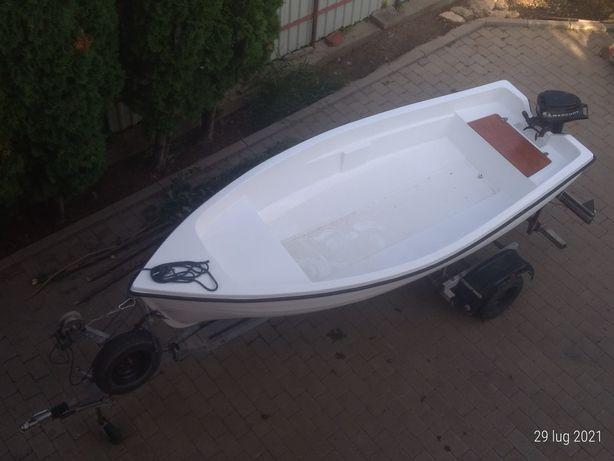 Barca Fiart vâsle/motor