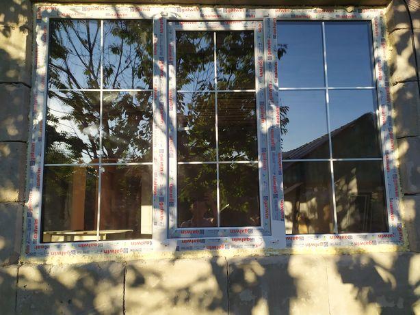 Пластиковые окна двери витражи и перегородки по доступным ценам!