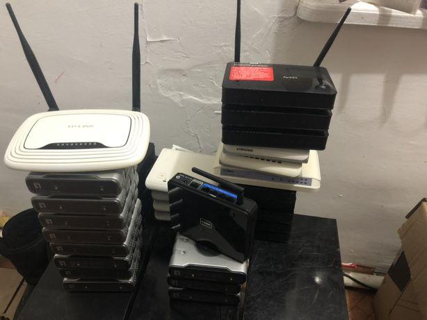 Роутеры с USB портами