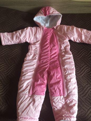 Бебешки космонавт за момиче размер 86