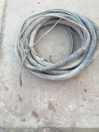 Cablu electric 380 v și panou de comanda