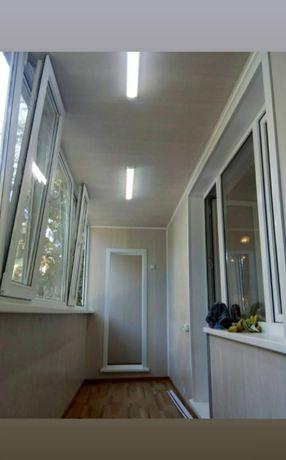 Пластиковые окна , двери , перегородки , обшивка и остекление балконов