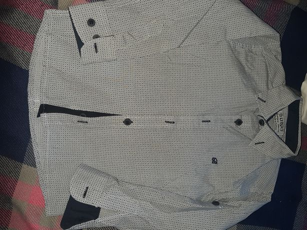 Нарядная классическая рубашка