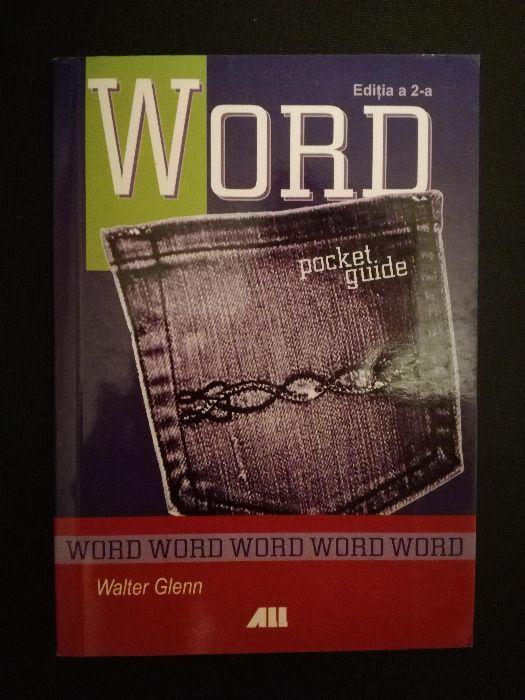 Word Pocket Guide - Walter Glenn Bucuresti - imagine 1