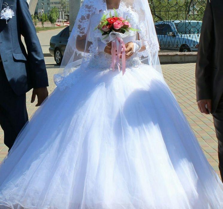 Продам свадебное платье Бестамак - изображение 1