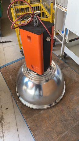 Индустриални лампи за халета камбана