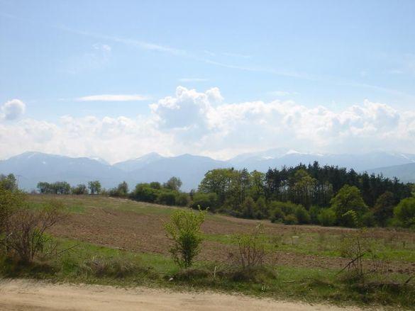 Парцел 1 800 м2 с. Гуцал Боровец
