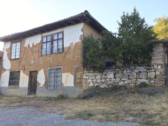 Продава/заменя къща в село до Габрово
