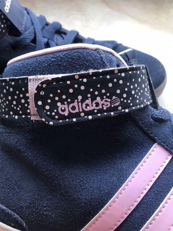 Оригинални велурени кецове Adidas NEO