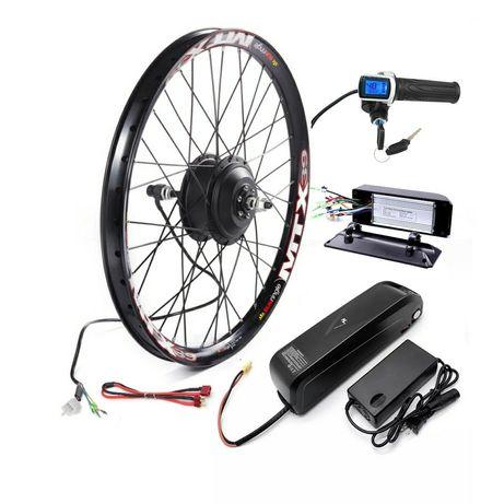 Мотор колесо!Электровелосипед!Электрический велосипед!
