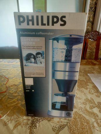 Продам кофеварку Philips. Новую.