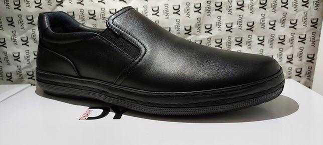 Pantofi barbati model 815-N piele naturala 100% interior exterior