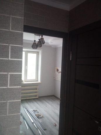Квартира под ключ все виды отделочных работ