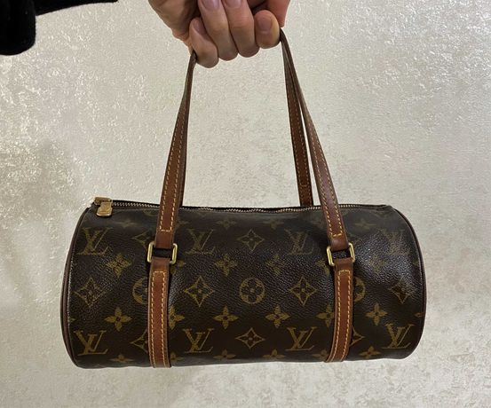 Louis Vuitton сумка Papillon 26 2004-го года (Vintage)