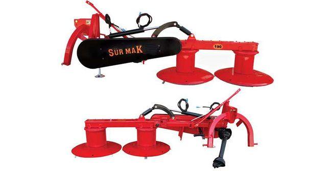 Косилка роторная навесная защитным кожухом. 190 см SURMAK
