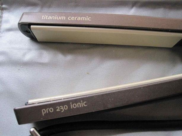 Placa Ceramica Titaniu Babyliss 230 Pro-Ionic ca nou
