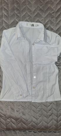 Блузки-рубашки на девочку