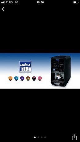 Lavazza доставка на кафе и кафе машини