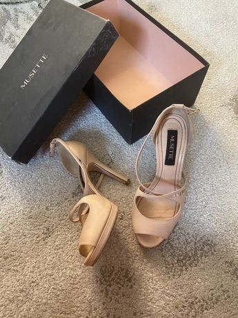 Sandale Musette piele