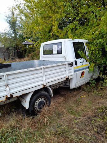 Vw T 4 Doka Camionetă cabină 6 Locuri,1250€