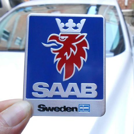 - Set 2 embleme metalice