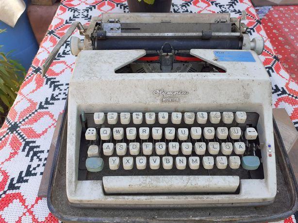 Masina de scris pentru colecționari