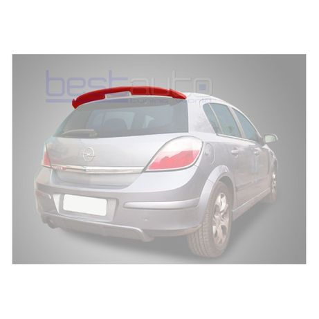 Спойлер/Антикрило за багажник за Opel Astra H / Опел Астра - 3 вратия